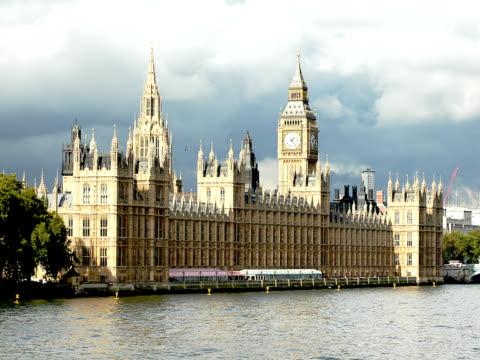 Londra, il BIG BEN & HOUSE OF COMMONS PAL2B