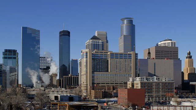 MINNEAPOLIS SKYLINE 2 HD