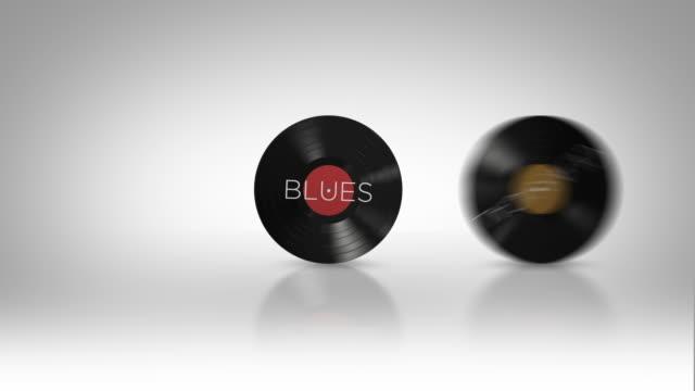 vidéos et rushes de vinyl records generes passing - rock moderne