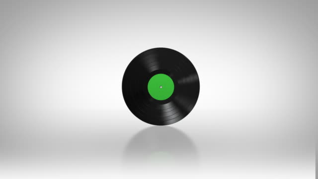 vinyl records spinning - deck stock videos & royalty-free footage