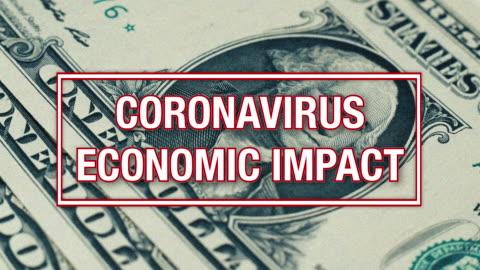 stockvideo's en b-roll-footage met coronavirus economische impact-usa - werkloosheid