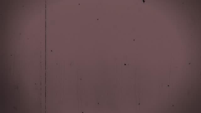vidéos et rushes de vieux film 4k rouge - projecteur de film 8mm