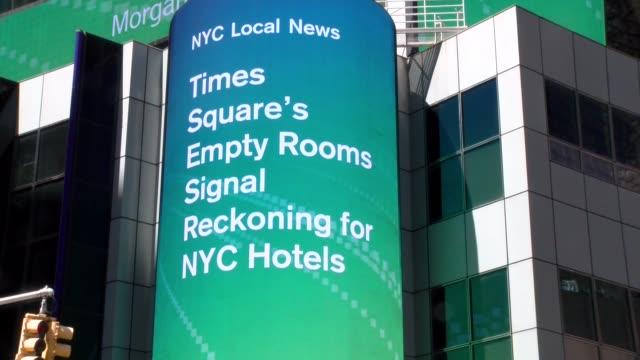 """vidéos et rushes de """"signal reckoning for nyc hotels"""" - salmini"""