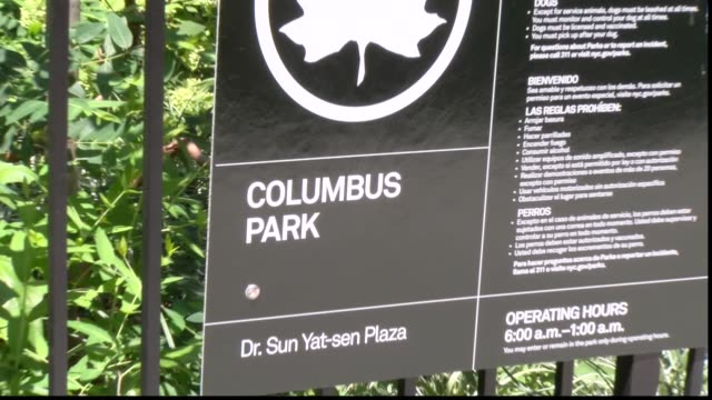 columbus park - salmini stock videos & royalty-free footage
