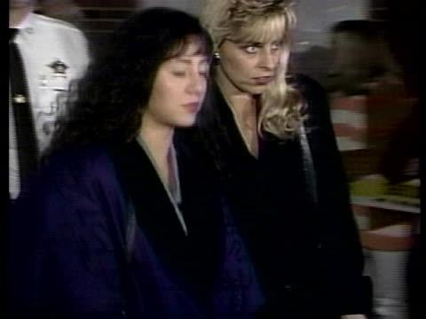 vídeos y material grabado en eventos de stock de john bobbitt; whose penis was cut off by wife in retaliation for marital sexual assault; acquitted on all charges - venganza