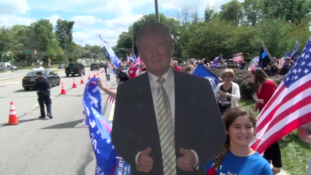 trump cutout - salmini stock videos & royalty-free footage