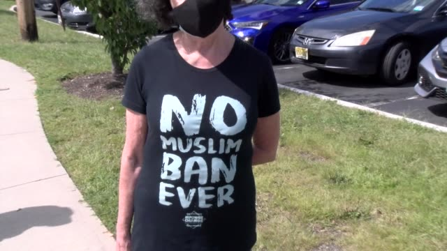 no muslin ban ever tee shirt - salmini stock videos & royalty-free footage