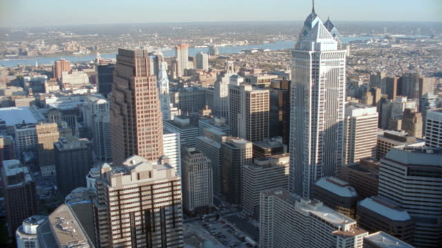 dx aerials philadelphia - 2002 stock videos & royalty-free footage