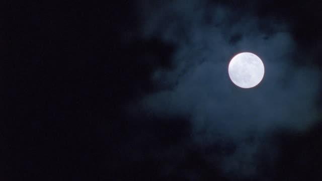 nx - full moon - 1998 stock videos & royalty-free footage