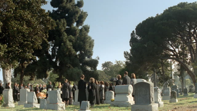 dx - cemetery - funeral - mourning stock videos & royalty-free footage