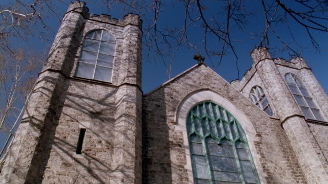 dx - philadelphia, buildings churches - 2002 stock videos & royalty-free footage