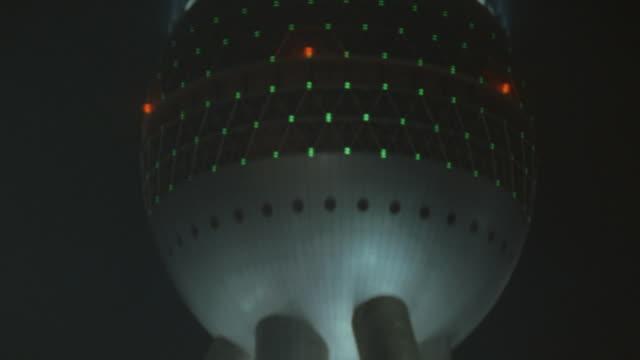 nx - china / shanghai - office bldg. / highrises - oriental pearl tower shanghai stock videos & royalty-free footage