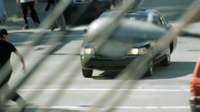 dx - car chase - sedan stock videos & royalty-free footage