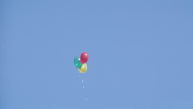 balloons - roundabout stock videos & royalty-free footage