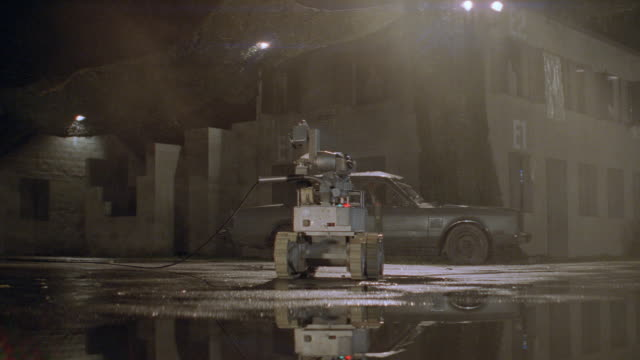 nx - army bomb squad - roving robot - sedan stock videos & royalty-free footage