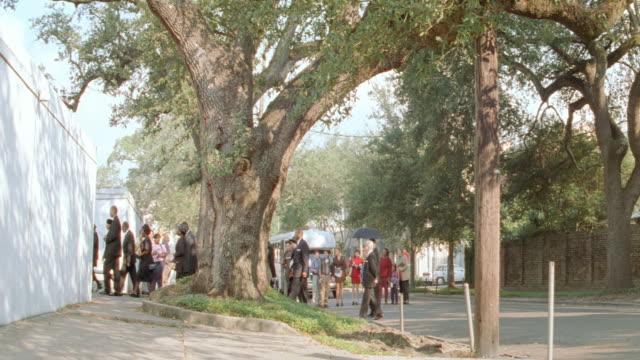 vidéos et rushes de dx - cemetery - funerals - louisiane
