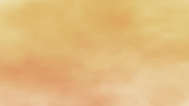 オレンジの煙 HD