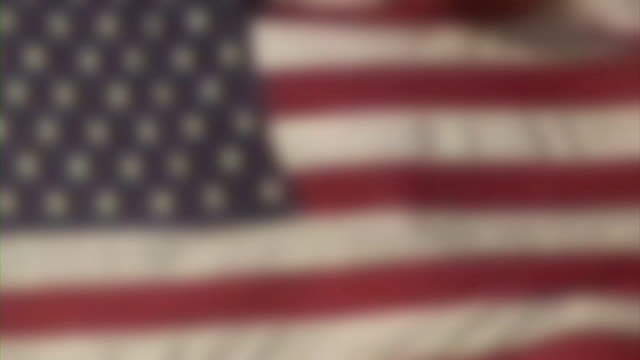 flag blur (hd) - soft focus stock videos & royalty-free footage