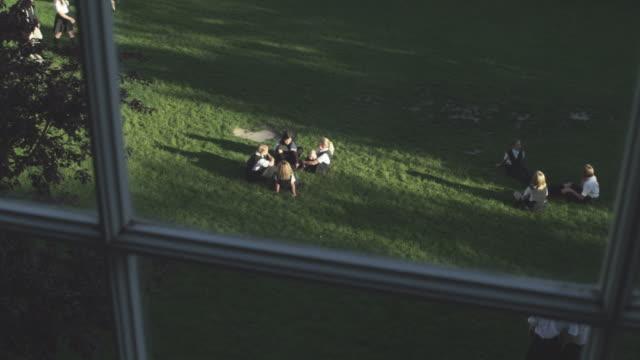 ws - school yard stock videos & royalty-free footage