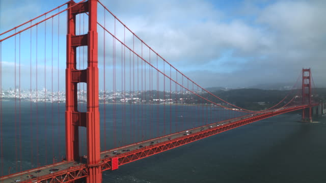 golden gate bridge - real time stock videos & royalty-free footage