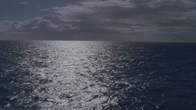 ocean/clouds/sky - seascape stock videos & royalty-free footage