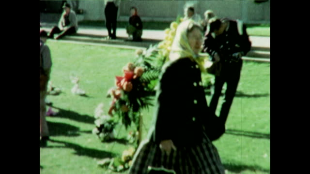 - attentat auf john f. kennedy stock-videos und b-roll-filmmaterial