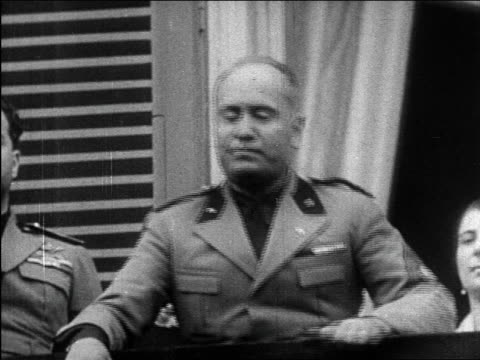 stockvideo's en b-roll-footage met  - benito mussolini
