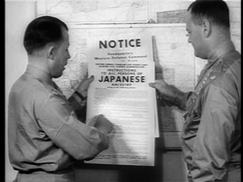 vídeos y material grabado en eventos de stock de  - internamiento de japoneses estadounidenses