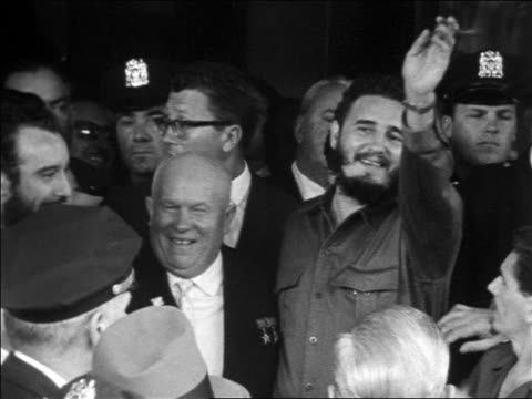 - fidel castro stock videos and b-roll footage