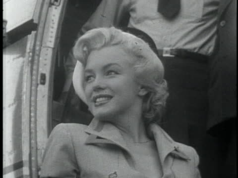 stockvideo's en b-roll-footage met  - marilyn monroe