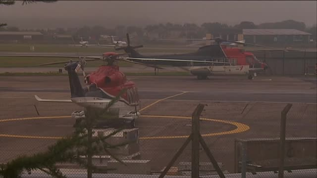 nnbm571e - helicopter landing pads stock videos and b-roll footage