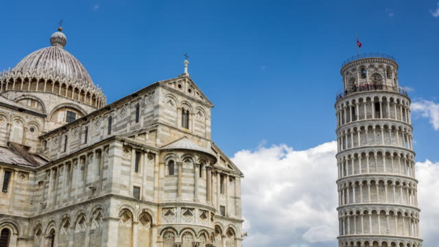 pisa - circa 2014: - pisa cathedral stock videos & royalty-free footage