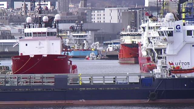 nnbk606e - aberdeen scotland stock videos & royalty-free footage
