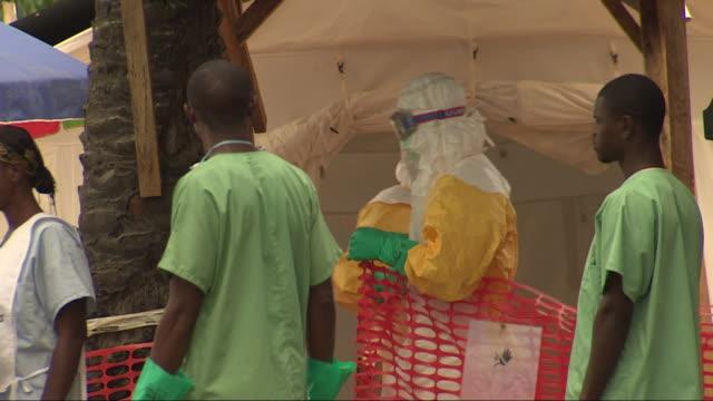 vídeos de stock, filmes e b-roll de nnbc951w - ébola