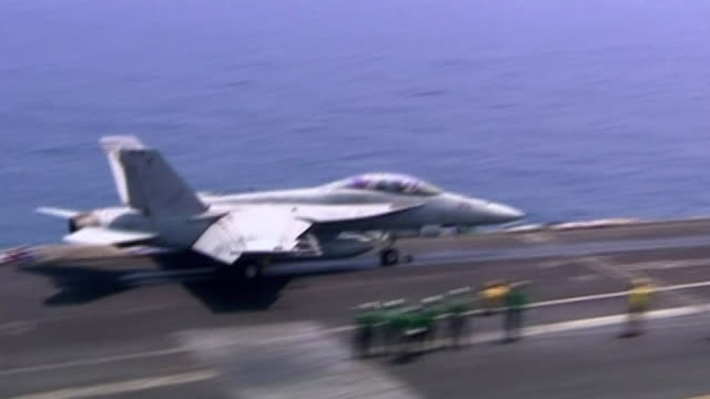 nnbk777n - aircraft carrier stock videos and b-roll footage
