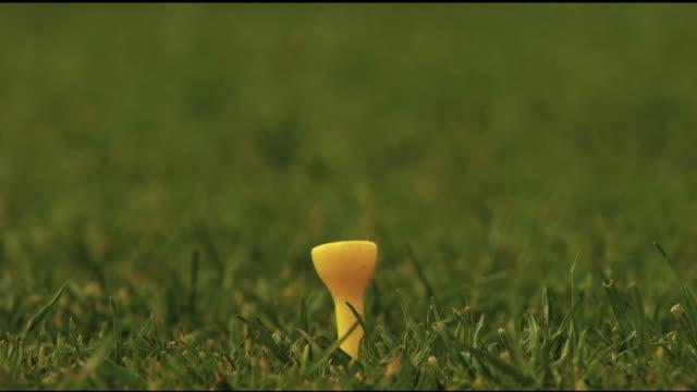 vidéos et rushes de nnpr806s - tee de golf