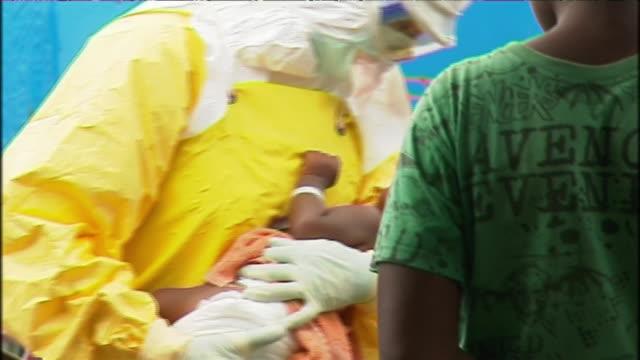 vídeos y material grabado en eventos de stock de nnpr810t - ébola