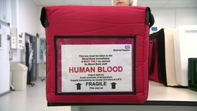nnpr837k - blood bag stock videos & royalty-free footage