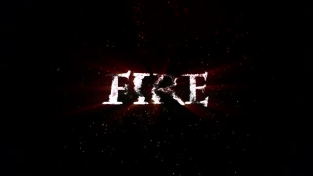 fire element type - flammable stock videos & royalty-free footage
