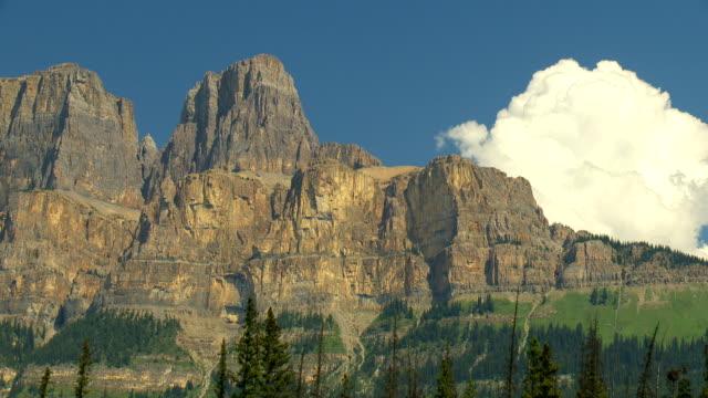 rocky mountain montage - keithmckenzie stock videos & royalty-free footage