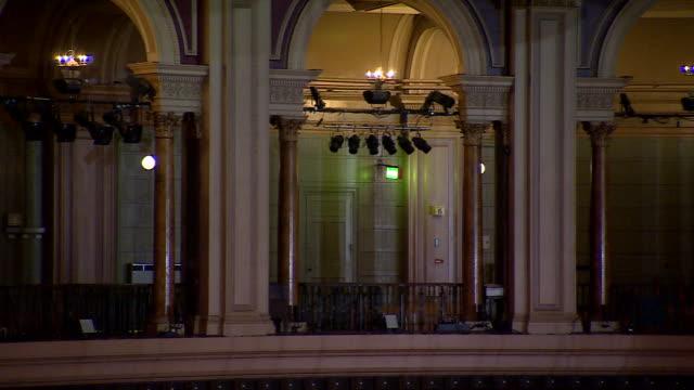 vidéos et rushes de nnpr872e - royal albert hall
