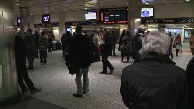 - new york city penn station stock videos & royalty-free footage