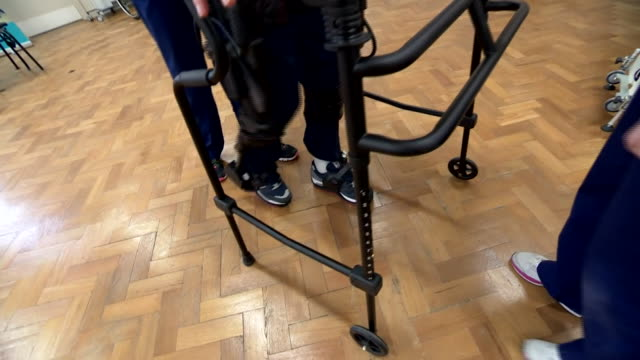 nnpr873y - exoskeleton stock videos & royalty-free footage