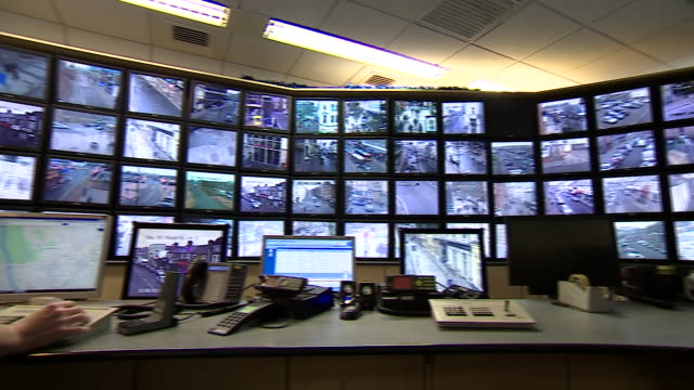 Surveillance Monitor Videos And B Roll Footage Getty Images