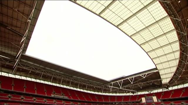 nnbj893r) - wembley stadium stock videos & royalty-free footage