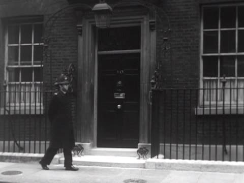 anb0661x) - 10 downing street stock videos & royalty-free footage