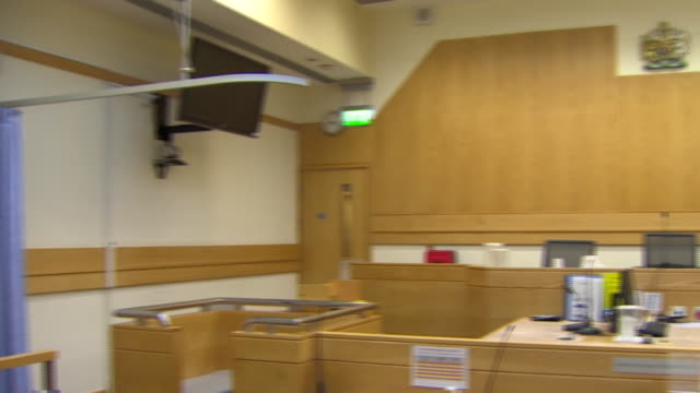 nnpr932r - court room stock videos and b-roll footage