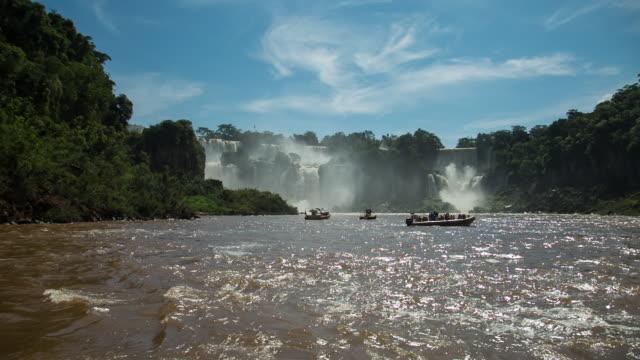 vídeos y material grabado en eventos de stock de sts_foz_040 iguassu falls - cataratas del iguazú