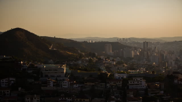 sts_bh_cityscape_004 - belo horizonte stock videos and b-roll footage