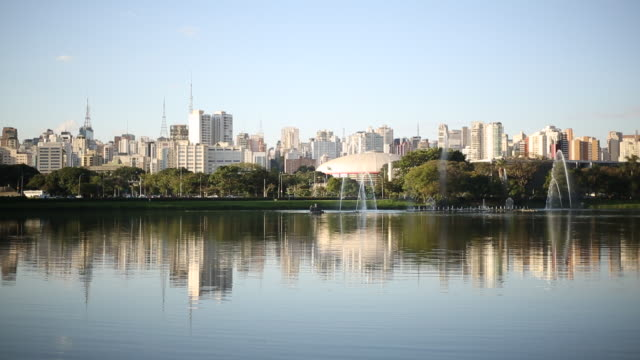 sts_sp_030   ibirapuera park - são paulo stock videos & royalty-free footage